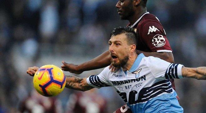 Лацио – Торино – 1:1 – видео голов и обзор матча