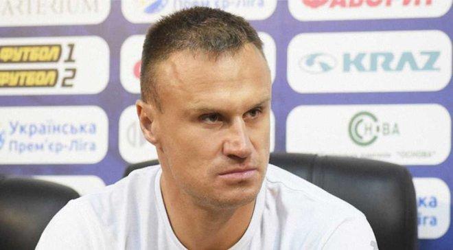 Шевчук: Олимпик могут усилить 3-4 игрока
