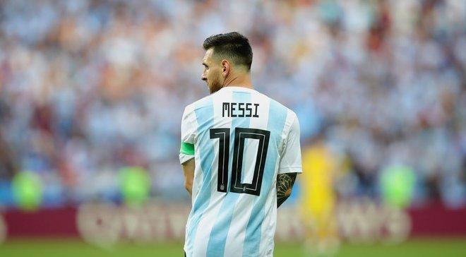 Мессі повернеться в збірну Аргентини та зіграє на Копа Амеріка-2019
