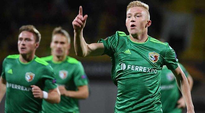 Фінт Кулача потрапив до відео найефектніших моментів Ліги Європи за версією УЄФА