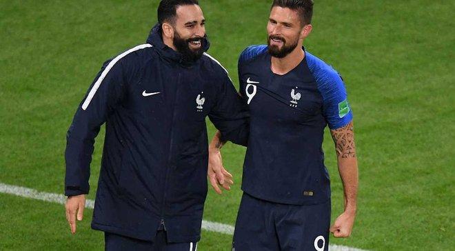 Рамі пригадав, як епічно зганьбився перед президентом Хорватії після фіналу ЧС-2018