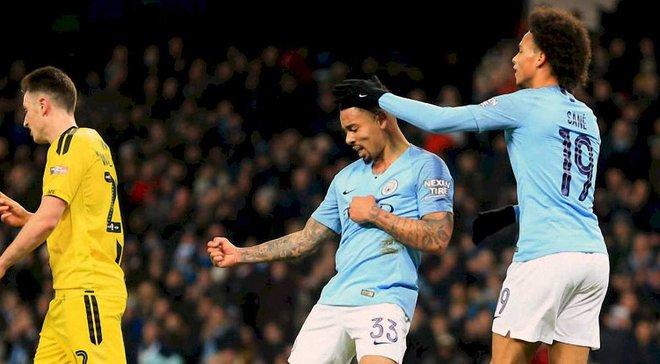 Манчестер Сіті – Бертон – 9:0 – відео голів та огляд матчу