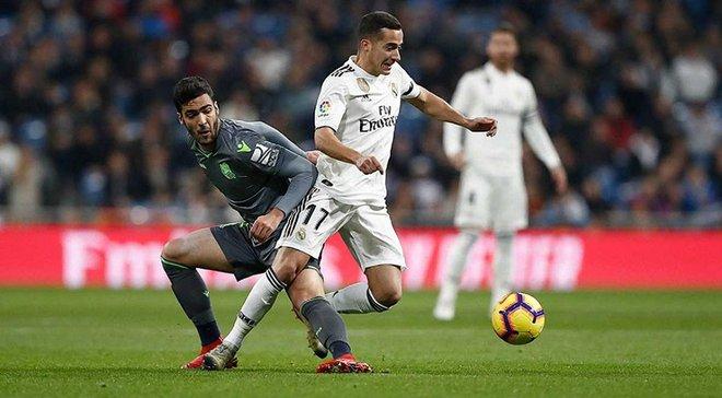 Реал – Реал Сосьєдад – 0:2 – відео голів та огляд матчу
