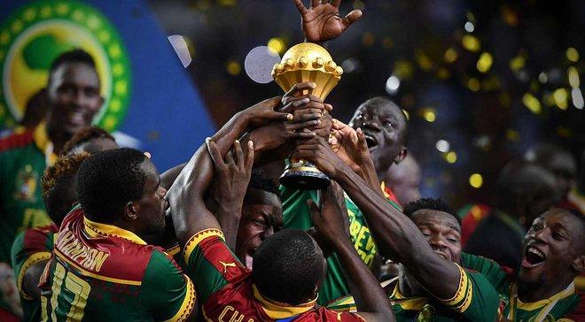 Кубок африканських націй-2019 відбудеться в Єгипті