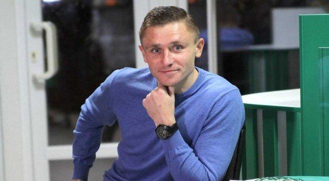Сергийчук: Желаю Ворскле развиваться и двигаться вперед