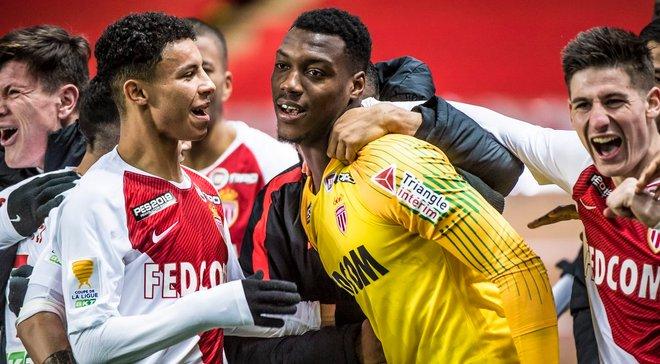 22 пенальти и победный гол голкипера-резервиста: как Монако с Анри продирались в полуфинал Кубка лиги