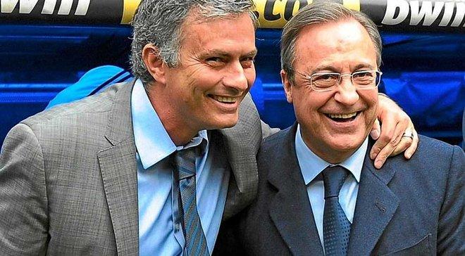 Моурінью зробив заяву щодо можливого повернення у Реал