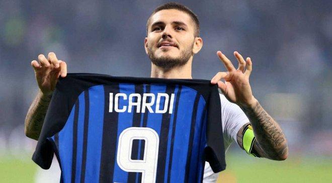 Икарди требует у Интера 9 млн евро в год за подписание нового контракта
