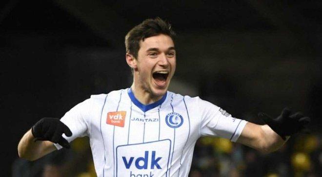 Яремчук відзначився голом за Гент у товариському матчі