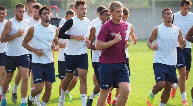 ФК Львів вийшов з відпустки та назвав суперників на турецькому зборі