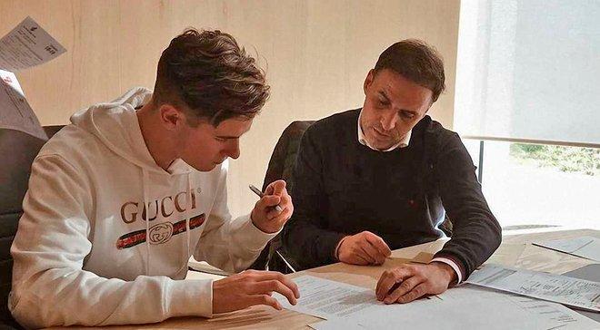 Реал підписав молодого таланта Малаги Чечу