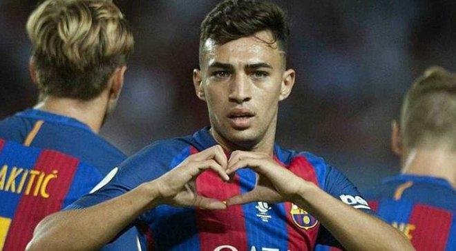 Барселона офіційно підтвердила трансфер Муніра в Севілью