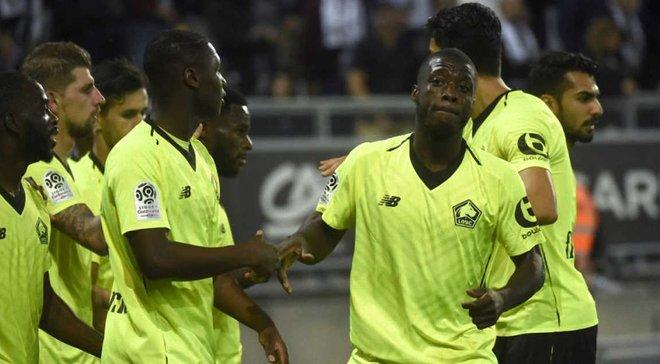 Лига 1: Лион неожиданно потерял очки в матче с Реймсом, Лилль в меньшинстве победил Кан