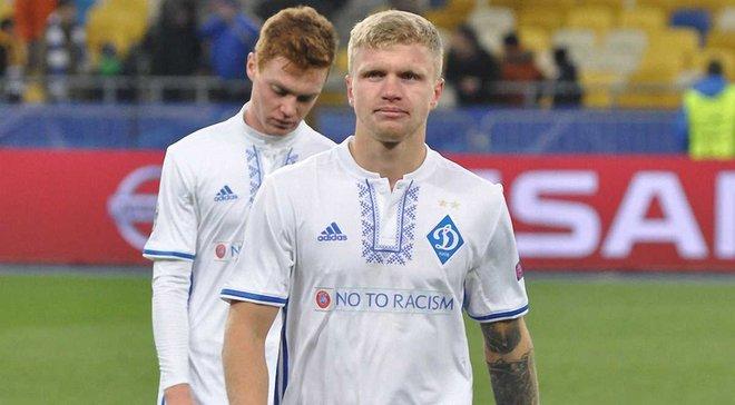Корзун вернется в киевское Динамо
