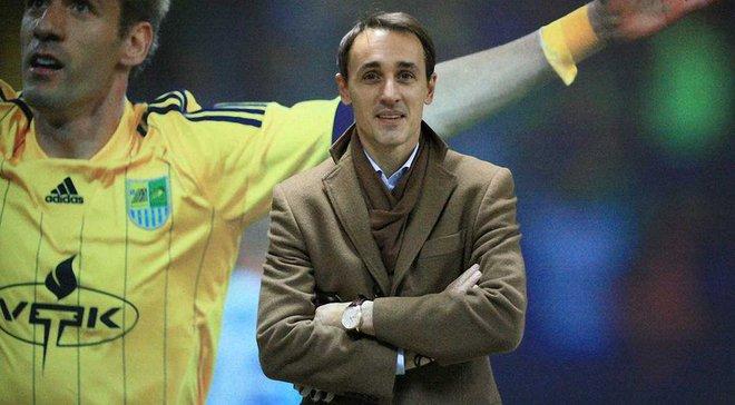 Екс-гравець Металіста Обрадовіч очолив збірну Азербайджану U-21