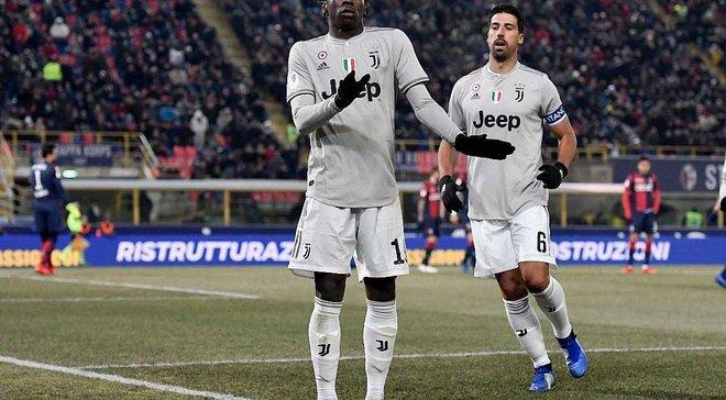 Кубок Італії: Ювентус обіграв Болонью, Мілан лише у додатковий час здолав Сампдорію: матчі суботи