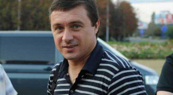 Леонов замінить Грозного на посаді головного тренера Арсеналу-Київ