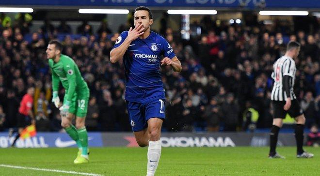 Педро назвал главную задачу Челси на сезон