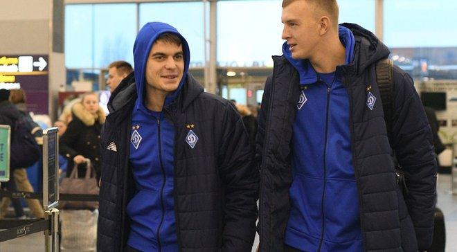 Динамо вирушило в Марбелью на перший зимовий збір