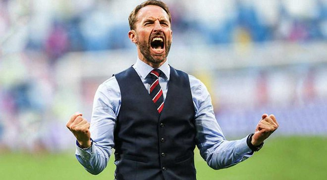 Манчестер Юнайтед может пригласить Саутгейта на должность главного тренера