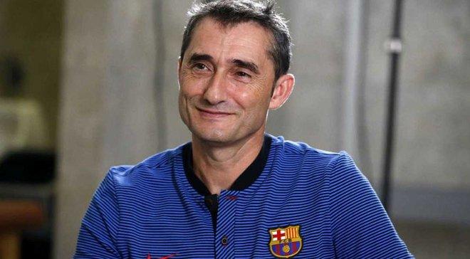 Вальверде прокоментував чутки про дзвінки Неймара з проханням повернути його в Барселону
