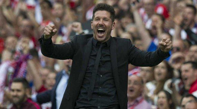 Симеоне вошел в число претендентов на пост главного тренера Манчестер Юнайтед