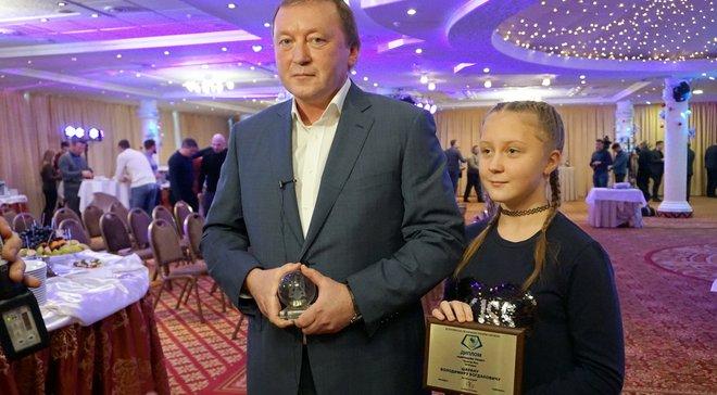 Шаран – про нагороду найкращому тренеру 2018: Для мене дуже важливо випередити таких тренерів, як Фонсека і Хацкевич