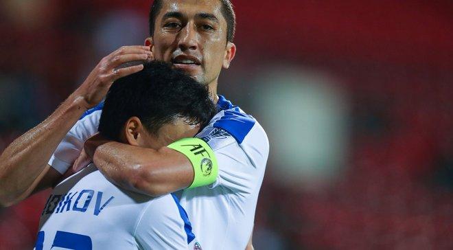 Кубок Азии: Катар уничтожил КНДР, Узбекистан разгромил Туркмению, Япония одолела Оман – все победители вышли в плей-офф