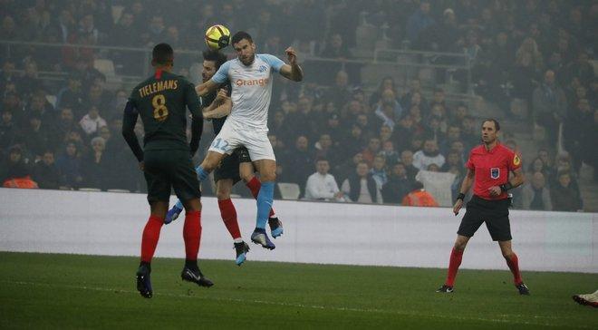 Ліга 1: Марсель зіграв внічию з Монако, Ренн і Страсбур здобули виїзні перемоги, Монпельє втратив очки в Діжоні