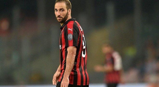 Игуаин сделал запрос трансфер в Челси – Милан уже определился с заменой аргентинцу
