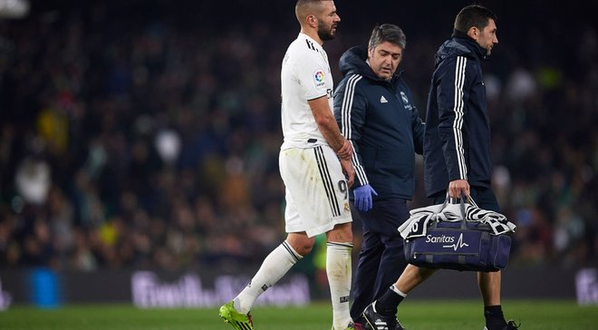 Бензема поповнив лазарет Реала – тепер там 7 гравців