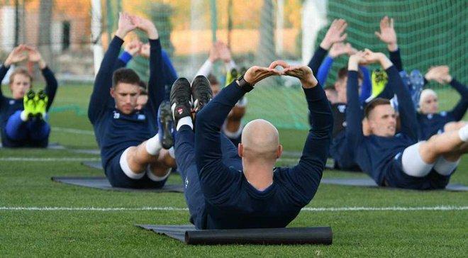 Динамо в Марбелье сыграет товарищеский матч против Мальме