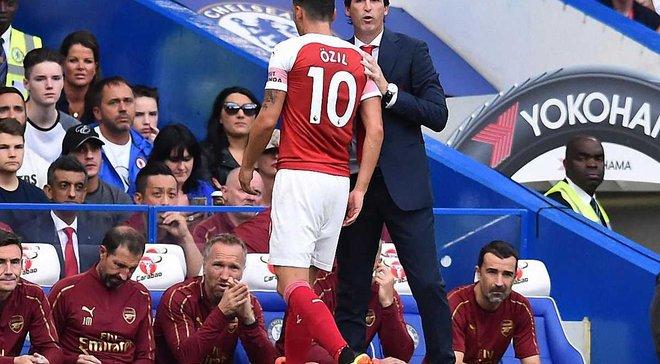 Эмери хочет, чтобы Озил покинул Арсенал, – Daily Mail