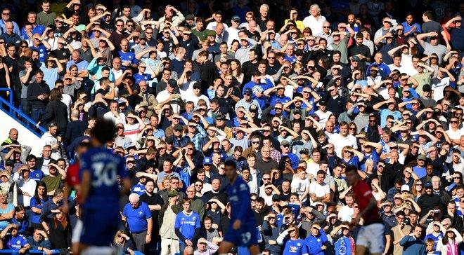 УЕФА может наказать болельщиков Челси из-за кричалок антисемитского характера на матче Лиги Европы