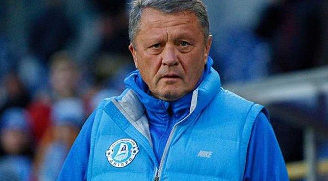Маркевич: Дніпро не відпустив мене у клуб із топ-4 європейських чемпіонатів після фіналу Ліги Європи