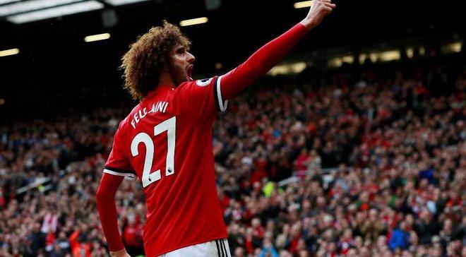 Манчестер Юнайтед готовий продати Феллаїні за 15 млн фунтів – хавбек може опинитися в Китаї