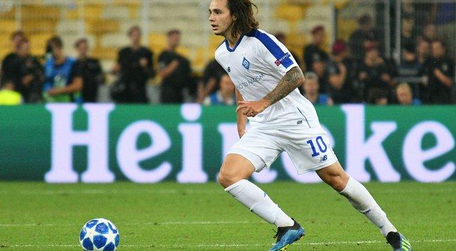 Двоє гравців Динамо потрапили у ролик від УЄФА про молодих зірок Ліги Європи