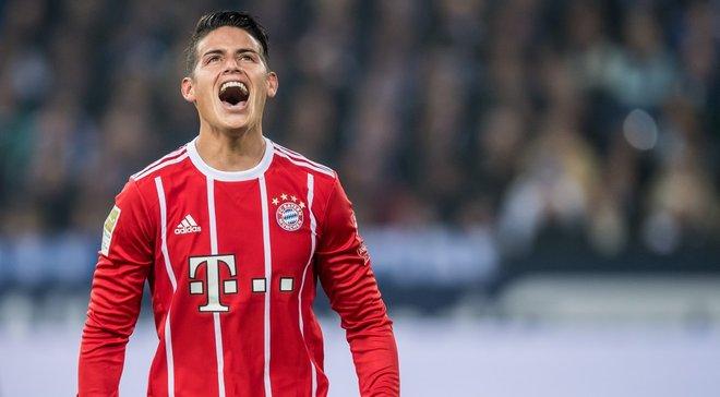 Арсенал хоче орендувати Хамеса у Баварії
