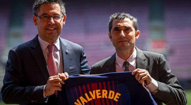 Бартомеу: У нас нет сомнений, кто будет тренировать Барселону в следующем сезоне