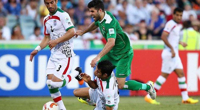 Кубок Азії-2019: Іран не зміг дотиснути Ірак, В'єтнам обіграв Ємен