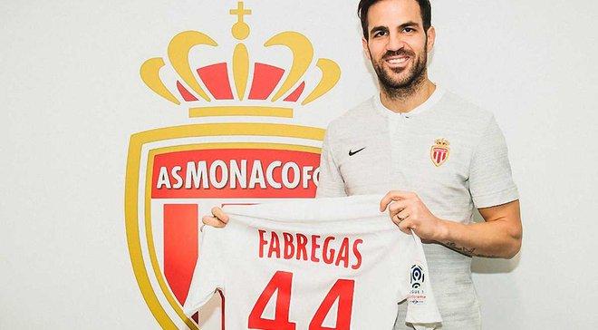Фабрегас: Монако в хороших руках
