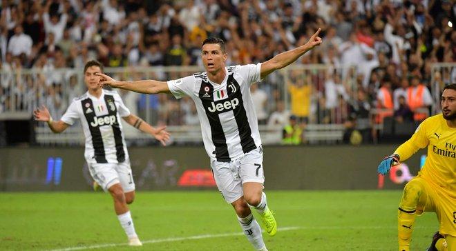 Аллегри – о добытом Суперкубке Италии: Именно для этого Ювентус и купил Роналду