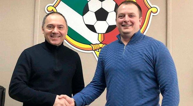Косовский покинул Динамо и возглавил молодежную команду Ворсклы