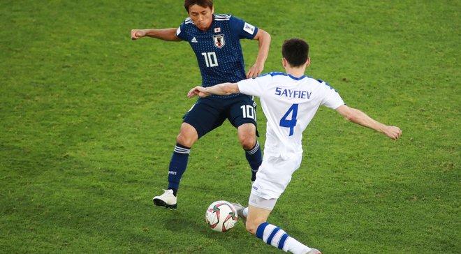Кубок Азии-2019: Япония победила Узбекистан, но в плей-офф прошли обе сборные, Оман тоже идет дальше