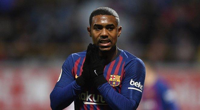 Барселона веде переговори з клубом АПЛ щодо продажу Малкома