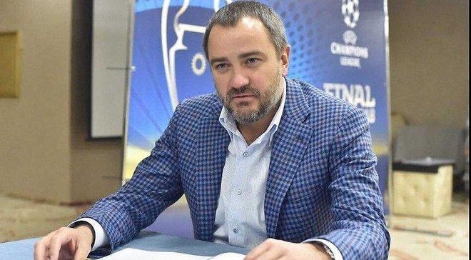 Павелко: VAR может быть использован в финале Кубка Украины или в Суперкубке