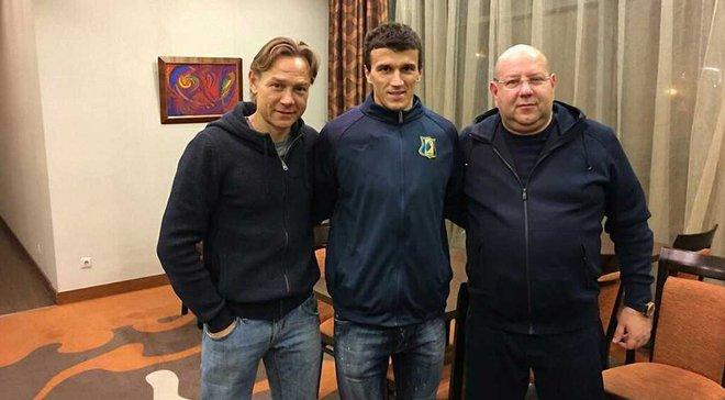 Экс-хавбек Динамо Еременко перешел в Ростов