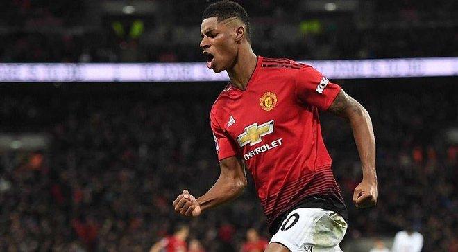 Манчестер Юнайтед готов вдвое увеличить зарплату Решфорду