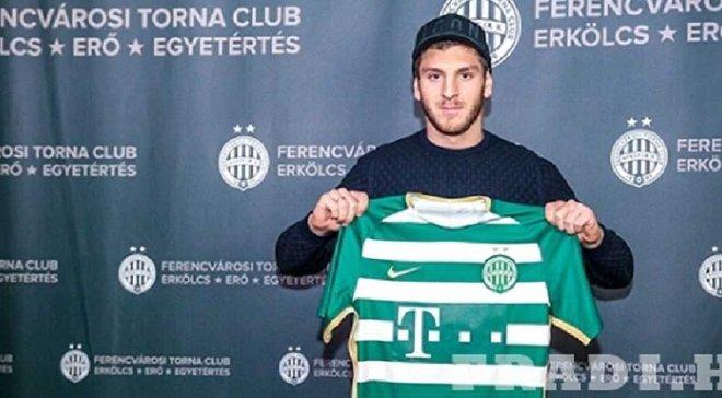 Ференцварош Реброва підписав Двалі – захисником раніше цікавилось Динамо