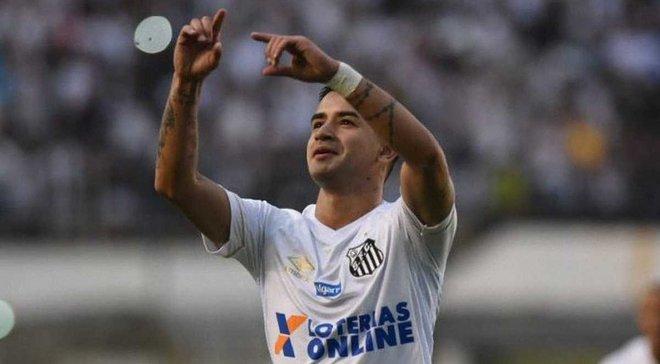 Дерлис Гонсалес хочет покинуть Сантос